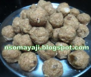 millet walnut ladoo [object object] Mega Diwali Collection millet walnut ladoo 300x253