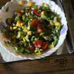mixed vegetable salad  Mixed Vegetable Salad | healthy eating mixed veggie salad