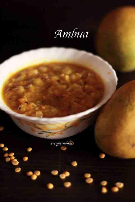 ambua mango cuisine/ himachal cuisine