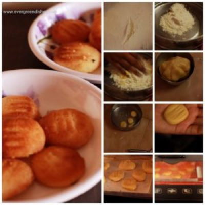 making of cookie