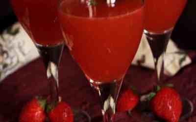 Strawberry Mojito / Mocktails