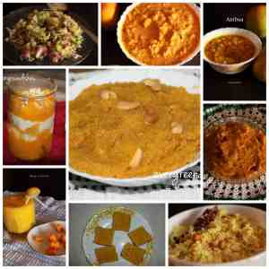 Mango Treats / collection of mango recipes