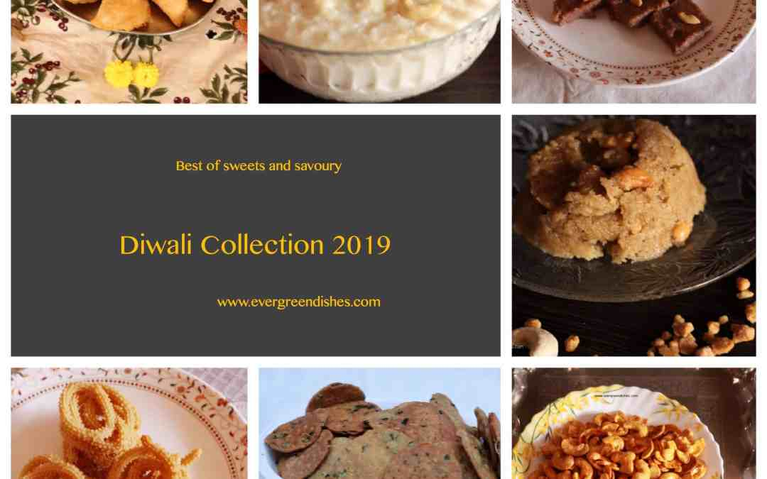 Top Sweets and Savoury for Diwali