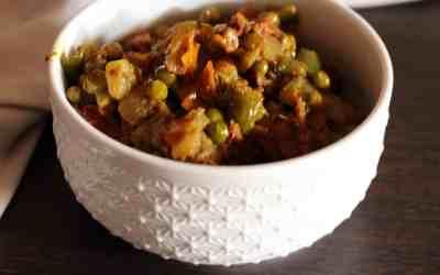 Vegetable Curry / Rajasthani Cuisine