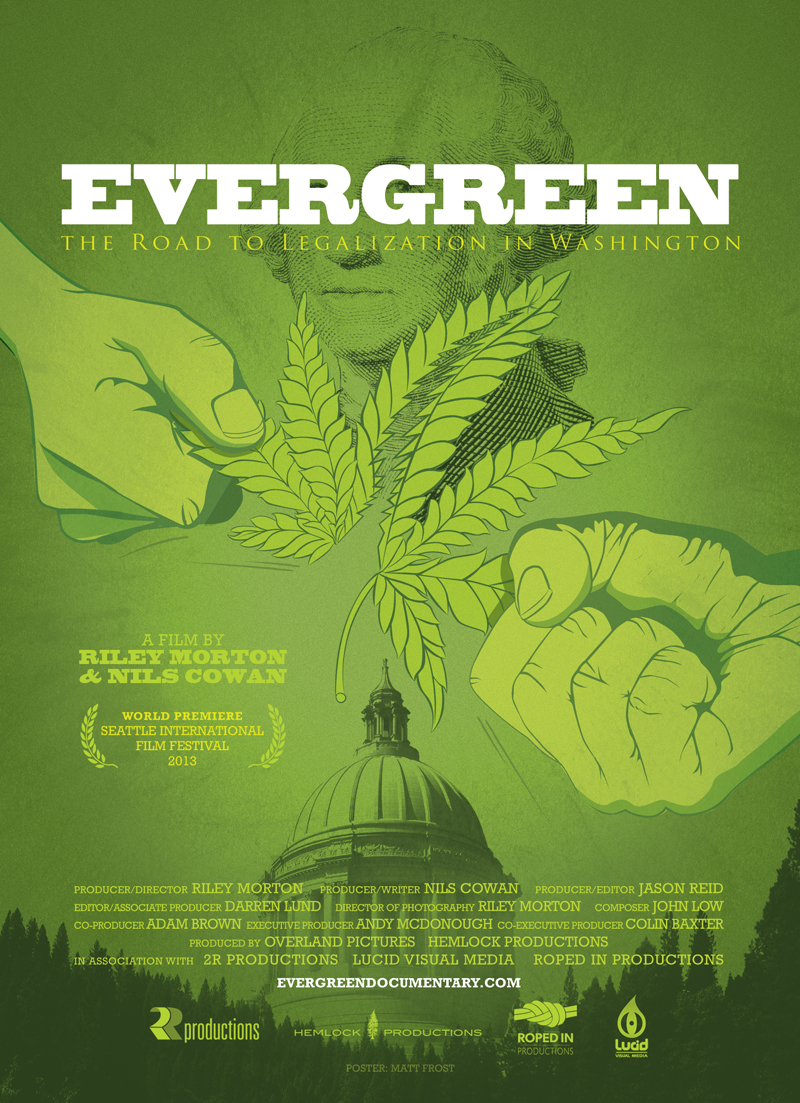 Official Evergreen Movie Poster