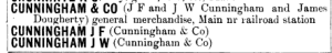 books cunningham