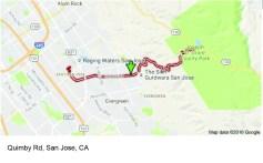 quimby road san jose - Google Search