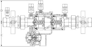 Febco 860U-200 2
