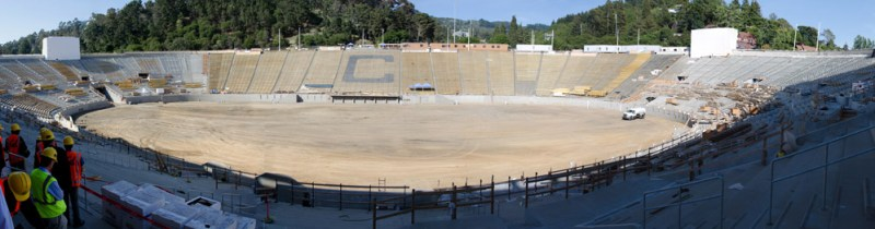 UC Berkeley, California Memorial Stadium Bowl