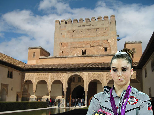 Alhambra-mckayla-is-not-impressed