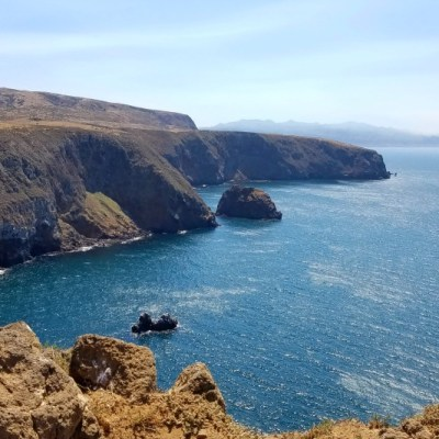 A Visit to Santa Cruz Island & Channel Islands National Park