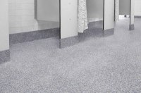 Antimicrobial Shower Floors & Walls for Public Wet Spaces