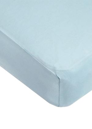 jersey sheet crib amazon blue baby
