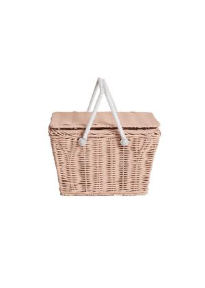 pink pikki picnic basket olli ella maisonette toy