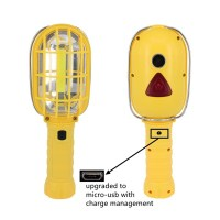 Yellow LED Work Lamps ELM-8225 | LED Work Light ...