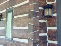 Everlog Concrete Log Profiles & Colors Systems