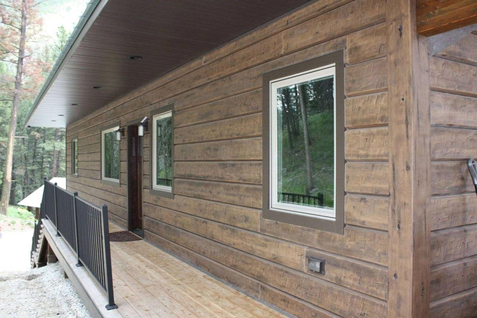 Retreat Cabin Sula Montana  EverLog Systems