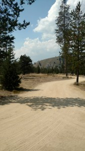 Boondocking in Sawtooth National Recreation Area