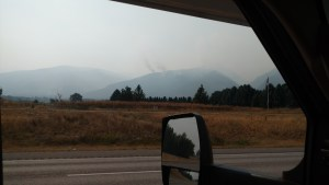 There's another Montana fire!