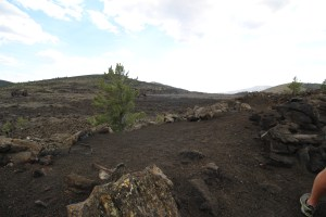 Craters of the Moon National Monument Lava Flow Campground