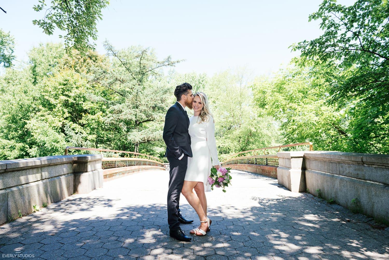 Fun Outdoor Brooklyn Wedding  Prospect Park Wedding