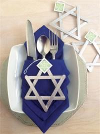 DIY Hanukkah Ornaments | Evermine Blog