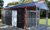 Small Steel Storage Buildings, Metal Sheds, Backyard ...