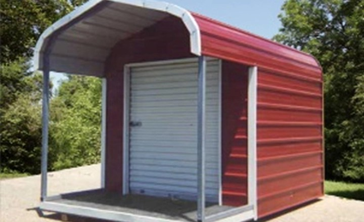 Building Small Shed