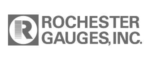 Rochester Gauges, Inc. logo