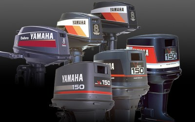 The 2-stroke outboards