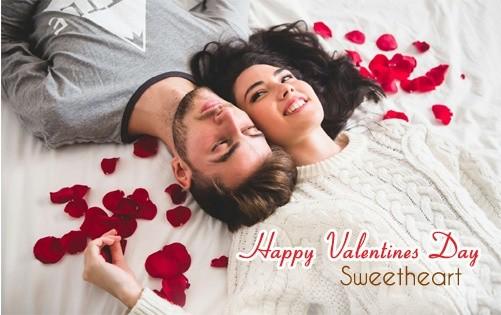 Happy Valentine's Day Sms shayari For Husband Wife
