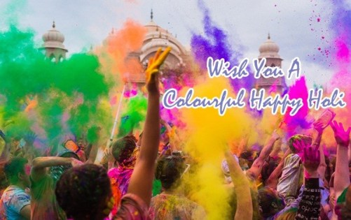 Happy Colourful Holi Sms Shayari In Hindi