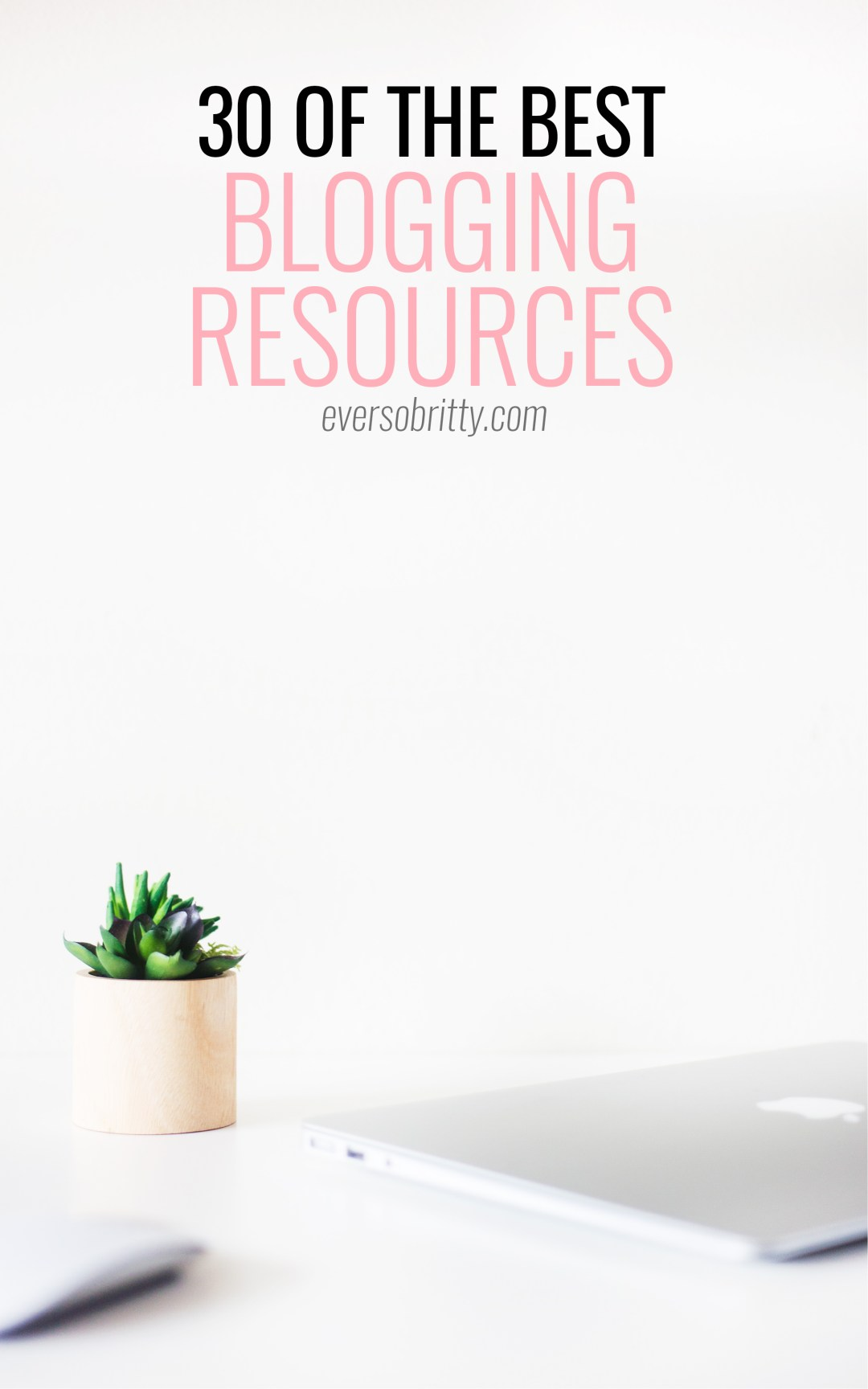 Wanting to grow your blog and make it the best? Check out this list of my favourite tools that make my blog possible! Plugins, photography tools, ebooks, and more!