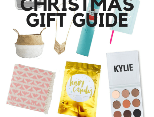 Not sure what to get your sister or girlfriend for Christmas? Check out all these fab ideas. The ultimate Christmas Gift Guide