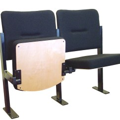 Wooden Executive Office Chairs Covers For Plastic Outdoor Space Saving Theatre Seat | Evertaut