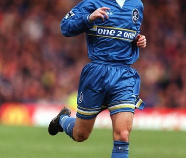Francis Jeffers Everton