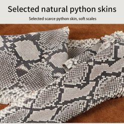 Real Python Snake Skin Case for Samsung Galaxy S21+ Ultra