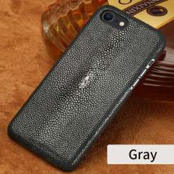 Real Genuine Stingray Skin iPhone 7 Plus Case