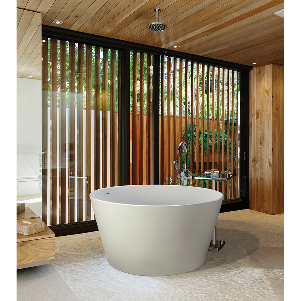 MTI Halo Freestanding Tub 52 X 52 X 26 Free Shipping
