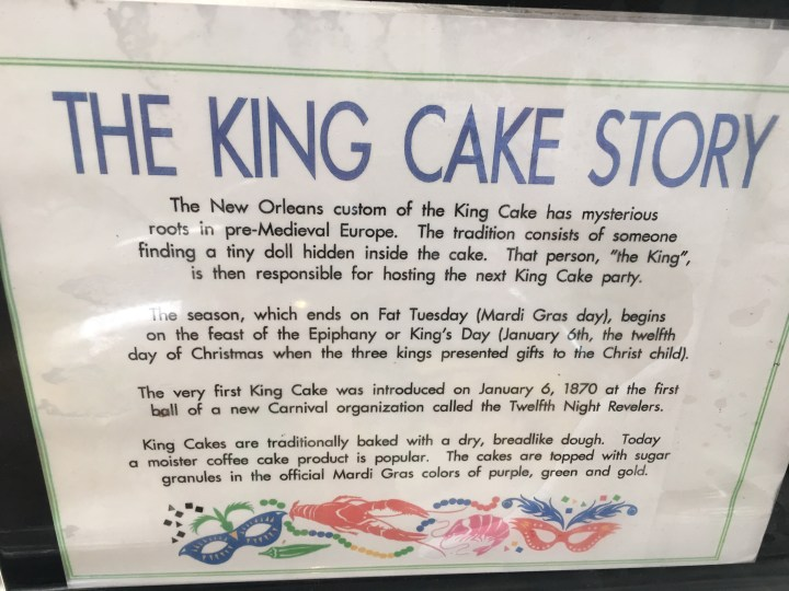 The King Cake Story