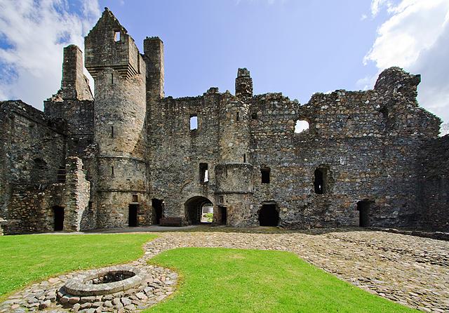 Balvenie Castle  Castles Palaces and Fortresses