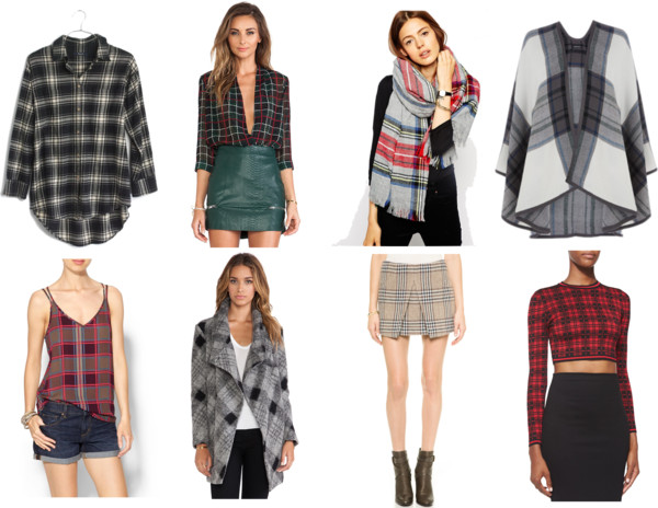 Friday Favorites: Mad About Plaid
