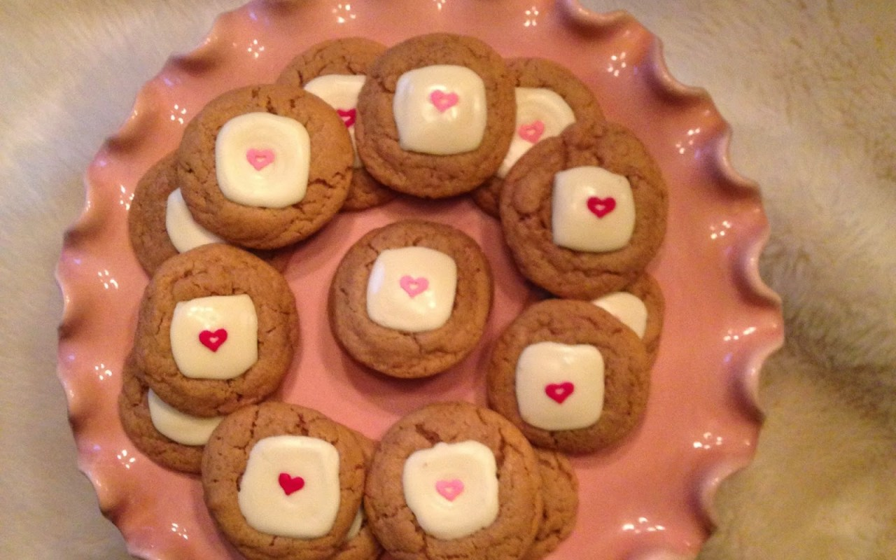 Yummy Valentine's Day Cookies
