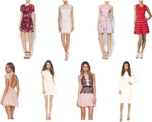 Valentine's Date Night Dresses