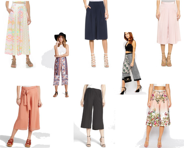 Currently Coveting: Culottes