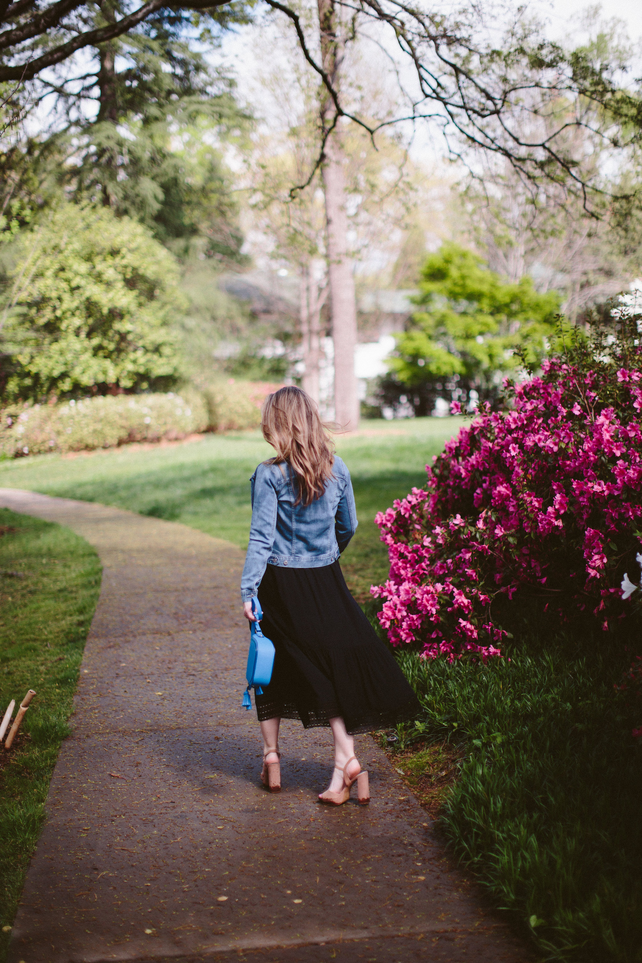 Staple For Spring:  Rebecca Minkoff Dress by NC fashion blogger Every Chic Way