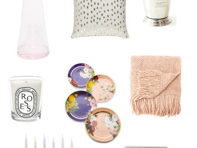 The Chic List – Home Edition No. 1