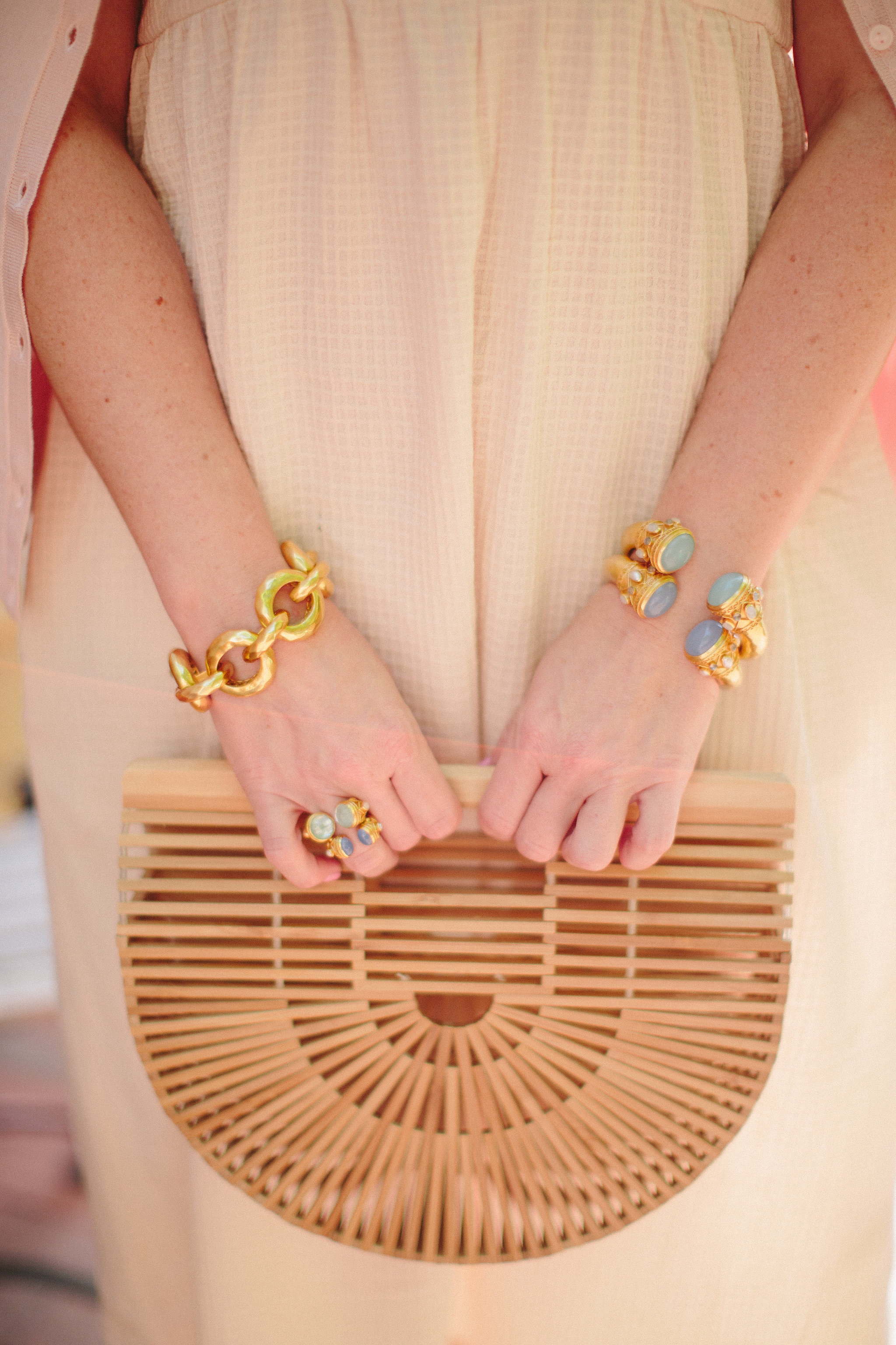 Julie Vos Jewelry, Statement Jewelry for Spring