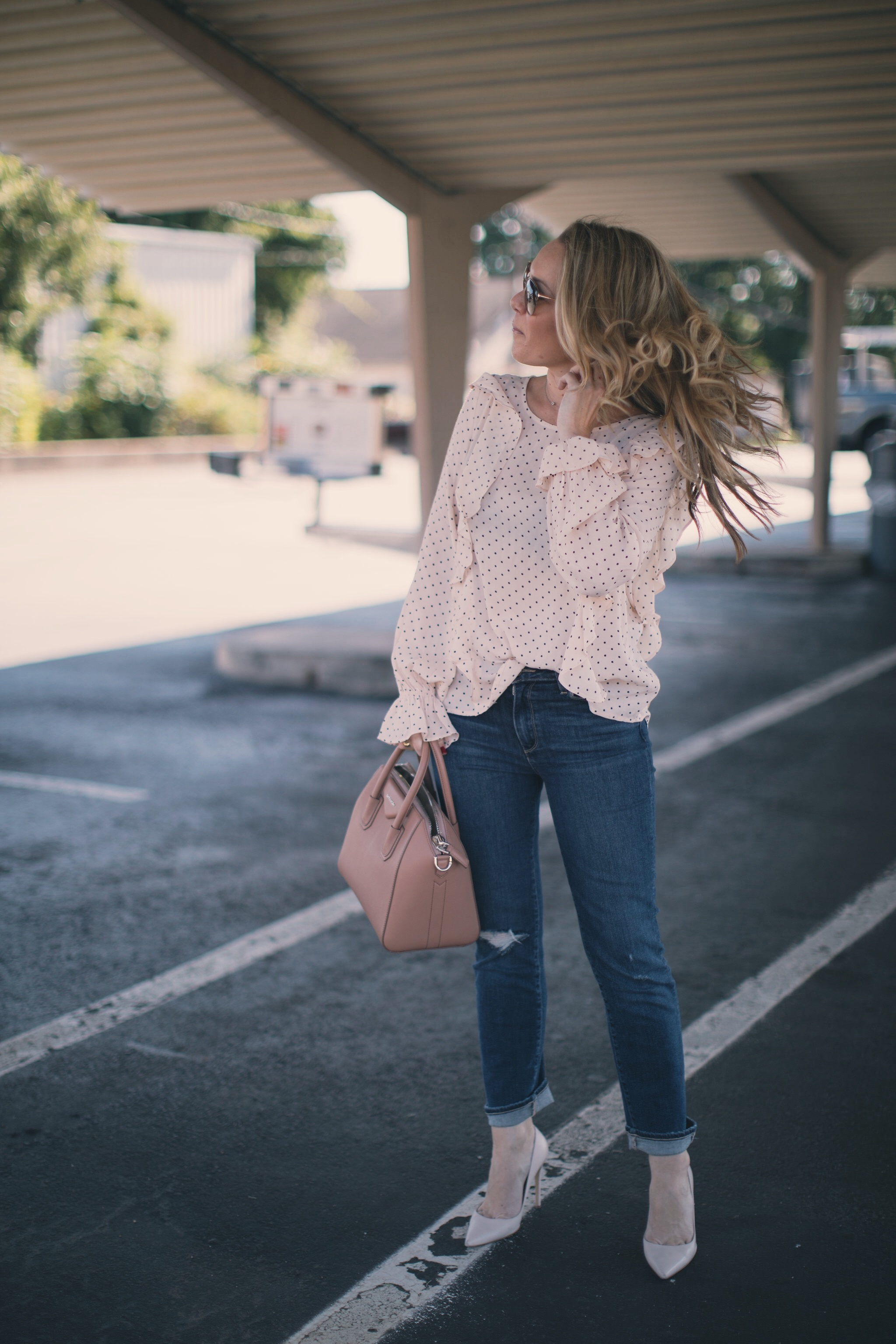 Sanctuary Taylor Ruffle Top