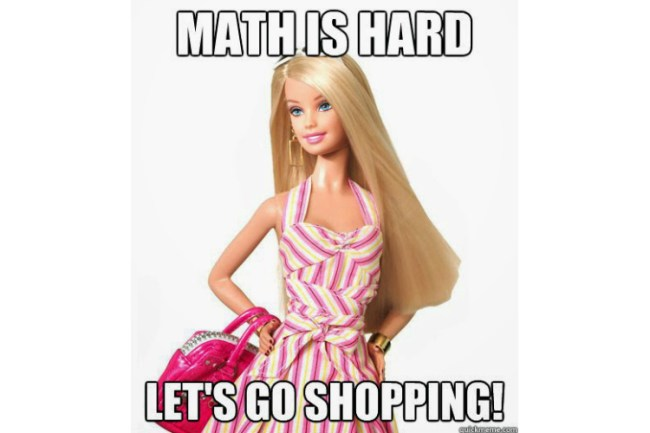 barbiemath